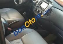 Cần bán lại xe Toyota Innova 2.0 sản xuất 2012, màu vàng xe gia đình, giá tốt