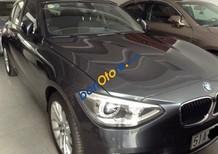 Bán BMW 1 Series đời 2013, màu xám (ghi), nhập khẩu nguyên chiếc