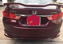 Bán ô tô Honda City đời 2015, màu đỏ