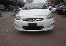 Xe Hyundai Accent 2012, màu trắng, nhập khẩu, giá tốt
