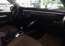 Bán Toyota Hilux 2.8G MT 2017, số sàn, nhập khẩu chính hãng Thái Lan