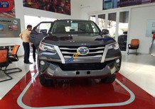 Bán Toyota Fortuner 2.4G, sản xuất 2017, xe nhập khẩu, giá chỉ 981 triệu, hỗ trợ vay 80% giá trị xe