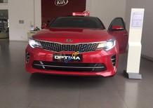 Kia Hải Phòng - Kia Optima đời 2018, xe sedan thể thao mạnh mẽ, trả góp 80% giá trị xe có xe giao ngay tại Kia Hải Phòng