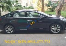 Cần bán Hyundai Sonata màu đen mới đời 2018, liên hệ Ngọc Sơn: 0911.377.773
