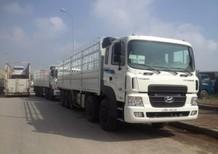 Giá xe tải 5 chân Hyundai nhập  21 tấn. Xe tải Hyundai HD360 5 chân 21 tấn . Liên hệ giá tốt