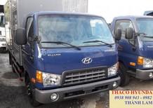Mua xe tải trả góp, xe tải Hyundai Thaco HD650 6.5 tấn/ 7 tấn, xe tải Hyundai linh kiện nhập khẩu 3 cục