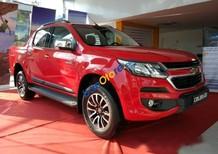 Bán Chevrolet Colorado đời 2016, màu đỏ, 619tr