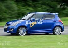 Cần bán xe Suzuki Swift năm sản xuất 2017, màu xanh lam giá cạnh tranh