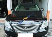 Bán xe cũ Lexus LS 460 2007, màu đen, nhập khẩu số tự động