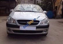Bán nhanh xe Hyundai Getz MT đời 2009 số sàn