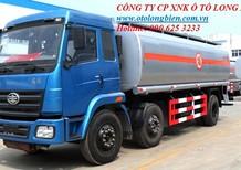 Xe bồn chở hóa chất, a xít 6-11m3, 13, 16, 21m3, 37-40m3 tại Hà Nội 2016, 2017
