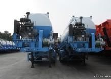 Rơ Mooc CIMC Xitec Chở Xi măng rời, CIMC 30 khối, 31 tấn