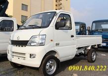 Xe tải Dongben 870kg thùng lửng, 810kg thùng bạt, 770kg thùng kín trả góp trả trước 30 triệu