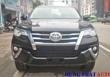 Cần bán Toyota Fortuner 2017, xe nhập