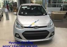 Bán ô tô Hyundai Grand i10 đời 2017, màu bạc, nhập khẩu phiên bản gia đình. 0905976950
