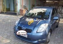 Bán Toyota Yaris đời 2007, màu xanh lam