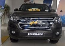 Bán ô tô Chevrolet Colorado LT đời 2017, màu nâu, xe nhập
