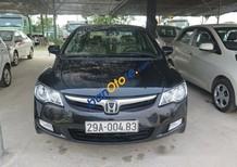 Bán xe Honda Civic AT sản xuất năm 2008, màu đen