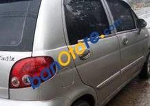 Cần bán xe cũ Daewoo Matiz MT đời 2007, màu bạc, giá tốt