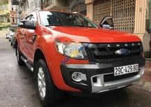 Bán Ford Ranger Wiltrak 2.2L 4x2AT sản xuất 2014, xe nhập chính chủ