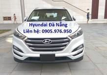 Cần bán Hyundai Tucson sản xuất 2018, màu trắng, giá tốt