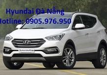 Cần bán xe Hyundai Santa Fe sản xuất 2018, màu trắng, giá 898tr