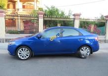 Bán xe Kia Forte SLI đời 2009, màu xanh lam, xe nhập số tự động, 428tr