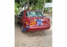 Bán Daewoo Lanos đời 2003, màu đỏ xe gia đình