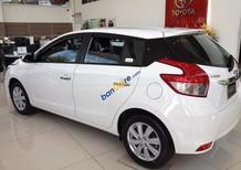 Bán Toyota Yaris G năm sản xuất 2017, màu trắng, nhập khẩu nguyên chiếc