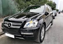Cần bán Mercedes GL450 2010, màu đen, nhập khẩu chính hãng