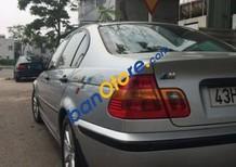 Cần bán xe cũ BMW 3 Series 318i đời 2004, màu bạc