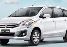 Bán xe Suzuki Ertiga đời 2016, màu trắng, xe nhập. Liên hệ: 01659914123