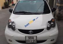 Cần bán gấp BYD F0 đời 2011 màu trắng, giá 119 triệu nhập khẩu nguyên chiếc
