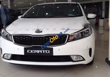 Bán Kia Cerato 1.6AT năm 2017, màu trắng, giá chỉ 632 triệu