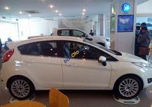 Cần bán Ford Fiesta 1.5 Sport sản xuất năm 2017, màu trắng giá cạnh tranh
