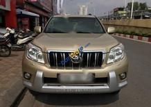 Cần bán xe Toyota Prado TXL sản xuất 2009, màu vàng cát, nhập khẩu số tự động