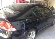Bán Honda Civic 2.0 năm sản xuất 2008, màu đen số tự động, giá chỉ 460 triệu