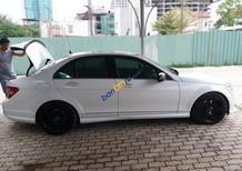 Cần bán Mercedes C300 AMG năm 2010, màu trắng, nhập khẩu nguyên chiếc số tự động, 950tr