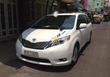Bán Toyota Sienna XLE năm sản xuất 2010, màu trắng, nhập khẩu chính chủ