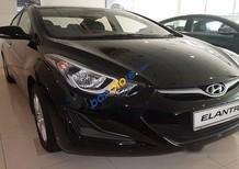 Cần bán xe Hyundai Elantra 1.6AT sản xuất 2017, màu đen, giá 689tr