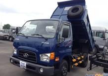 Bán xe ben Hyundai Mighty HD99 5.9 tấn Tải tự đổ dài 3m5 2017 giá 600 triệu  (~28,571 USD)