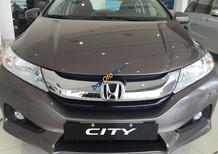 Cần bán xe Honda City năm sản xuất 2016, màu xám, 559 triệu
