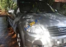 Bán Daewoo Gentra Sx sản xuất năm 2009, màu bạc chính chủ, giá 238tr