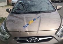 Bán Hyundai Accent sản xuất năm 2011, màu nâu, nhập khẩu còn mới