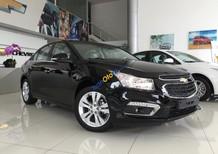 Chevrolet Cruze LT 1.6L màu đen, bảo hành 3 năm, giao xe tận nơi - LH: 0945.307.489
