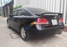 Cần bán Honda Civic 1.8AT 2008, màu đen chính chủ