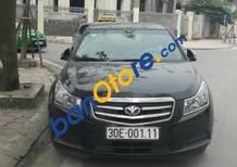 Cần bán lại xe Daewoo Lacetti đời 2010, màu đen, nhập khẩu xe gia đình