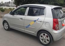 Cần bán Kia Morning SLX đời 2008, màu bạc, xe nhập, giá 285tr