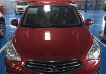Cần bán xe Mitsubishi Attrage 2016, màu đỏ, nhập khẩu, giá tốt nhất. LH: 0905.91.01.99