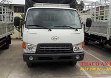 Giá xe tải Hyundai 6.4 tấn, xe tải Hyundai Thaco HD650 lên tải từ Hyundai HD72